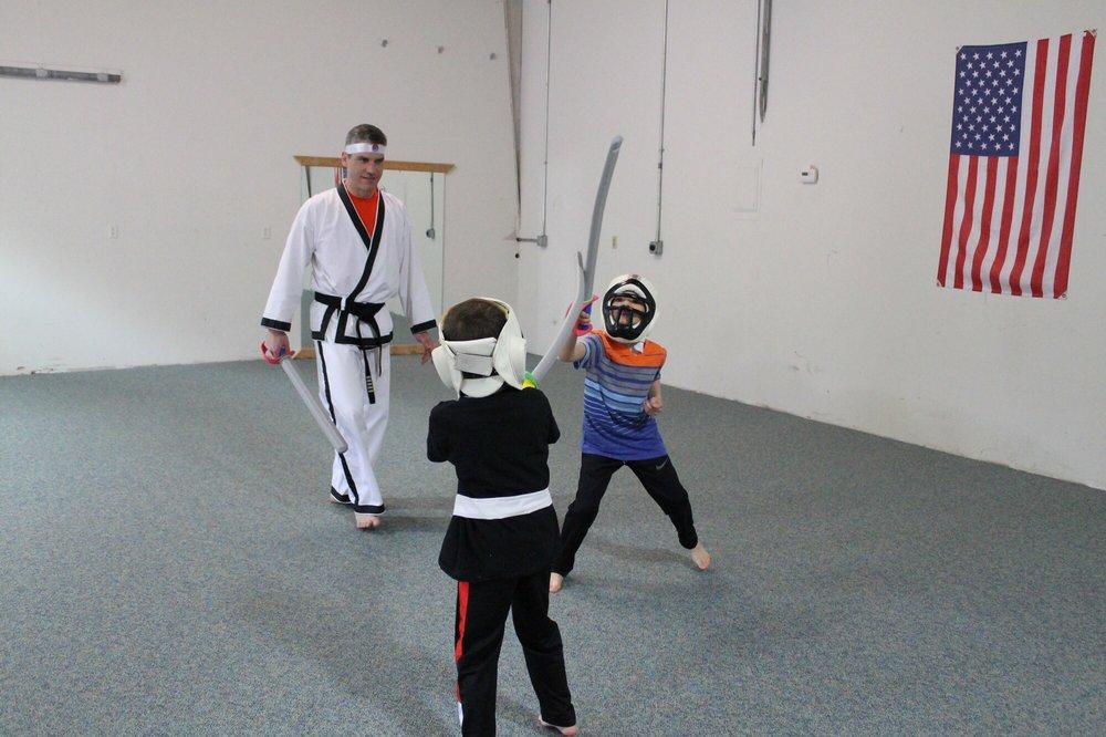 Catron's Chung Do Kwan Taekwondo Academy