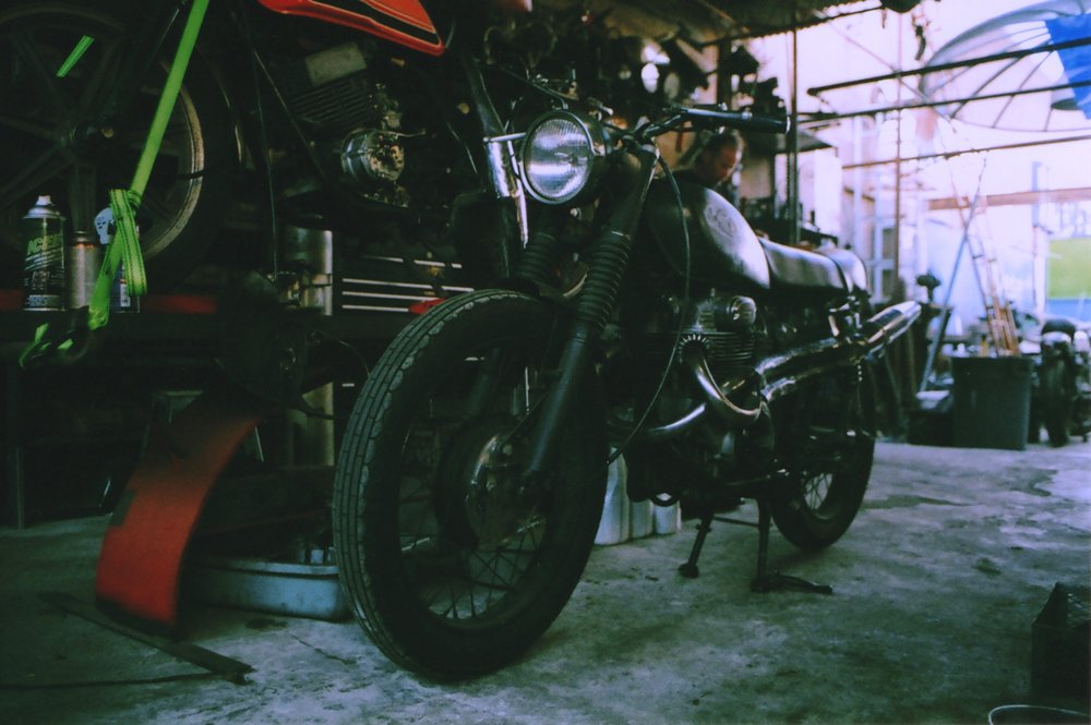 Illuminati Motorcycles: 966 Vendome St, Los Angeles, CA