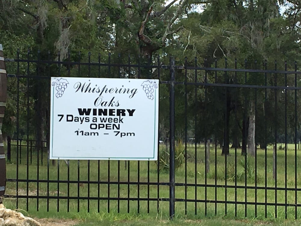 Whispering Oaks Winery >> Photos For Whispering Oaks Winery Yelp