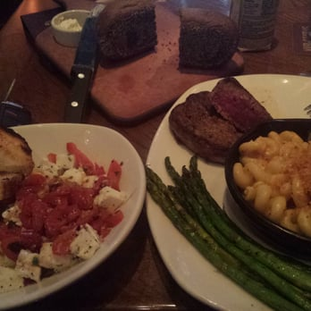 Photo Of Outback Steakhouse   Dayton, OH, United States. A Great Dinner!