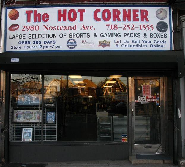 Hot Corner: 2980 Nostrand Ave, Brooklyn, NY
