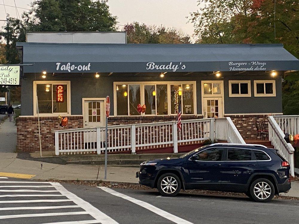 Brady's pub: 1261 Chestnut St, Athol, MA