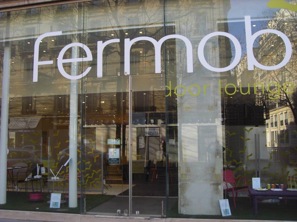 fermob negozi d 39 arredamento 81 avenue ledru rollin bastille parigi paris francia. Black Bedroom Furniture Sets. Home Design Ideas