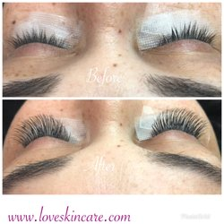 5a301fd7734 Photo of Love Skin Care - Long Beach, CA, United States. eyelash extensions