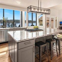 Wonderful Photo Of Pius Kitchen U0026 Bath   Seattle, WA, United States. Grey Shaker