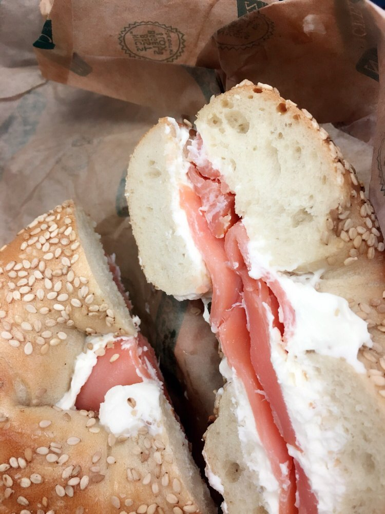 Zucker s bagels smoked fish order food online 182 for Smoked fish near me