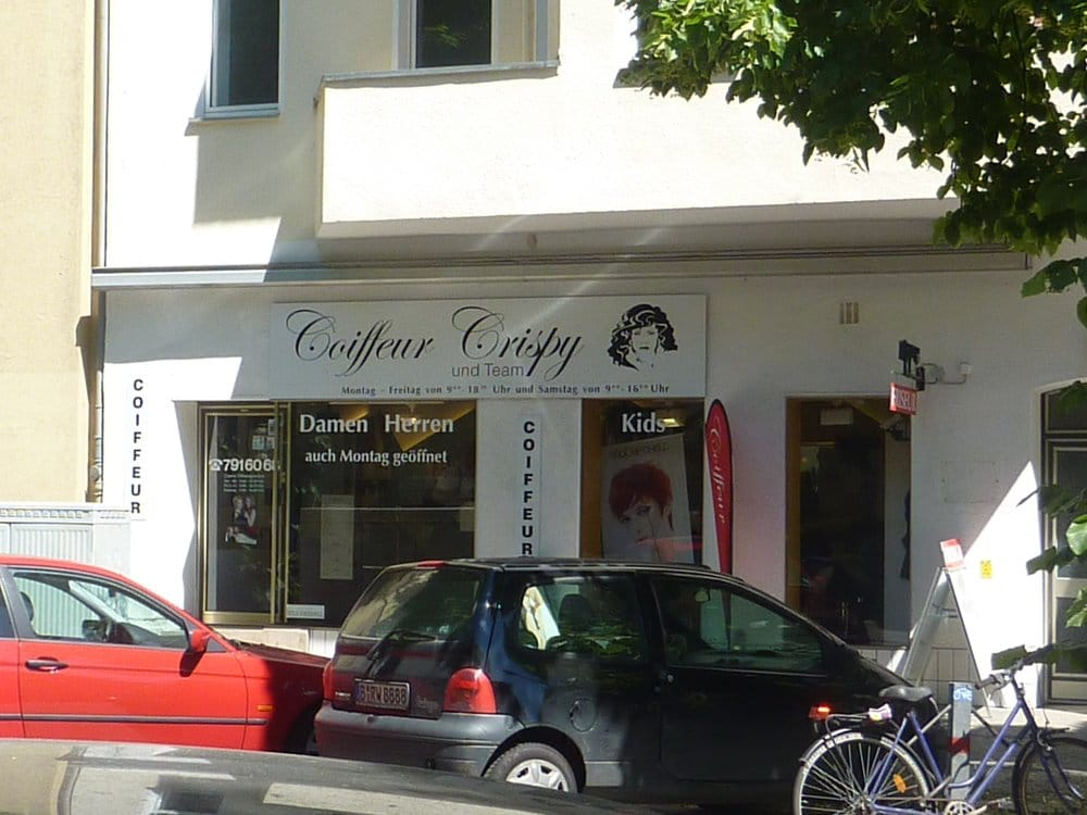 coiffeur crispy geschlossen friseur markelstr 2 steglitz berlin telefonnummer yelp. Black Bedroom Furniture Sets. Home Design Ideas