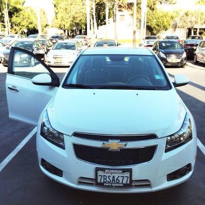 Bunnin Chevrolet Cadillac 301 S Hope Ave Santa Barbara, CA Car Service    MapQuest