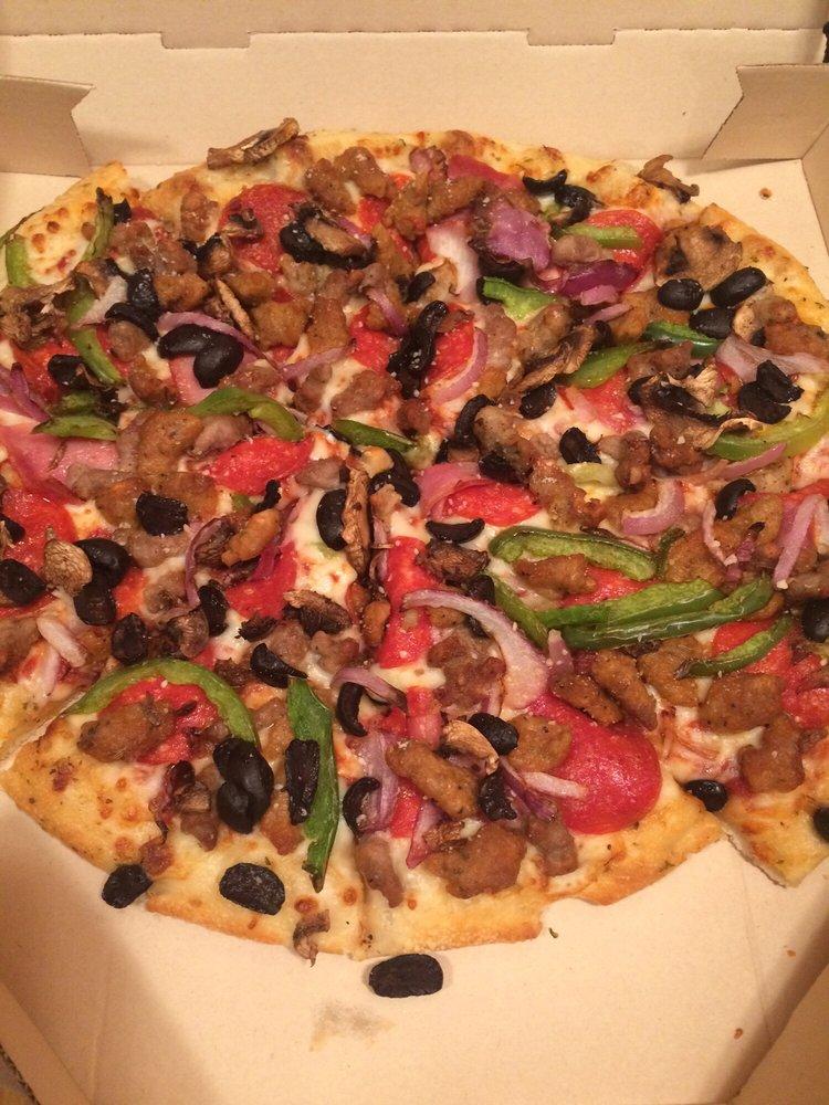 Pizza Hut: 908 W Court St, Winnfield, LA