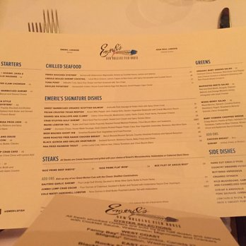 Emeril s new orleans fish house 1045 photos 927 for New orleans fish house