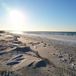 Photo Of Mayflower Beach Dennis Ma United States Wintertime