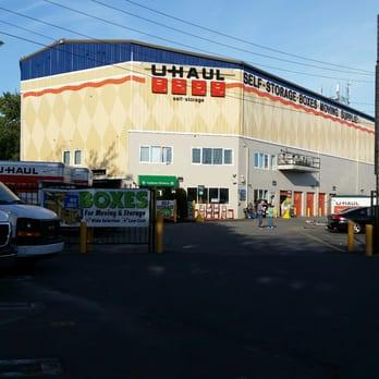 u haul moving storage at broadway plaza truck rental 34