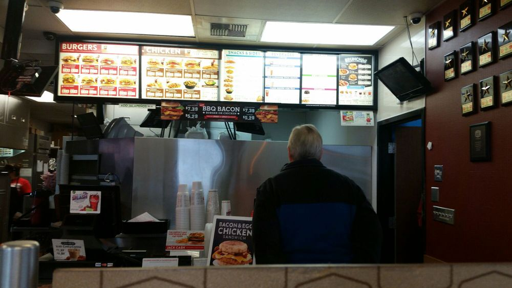 Jack In The Box: 2260 NW Wilson St, Portland, OR