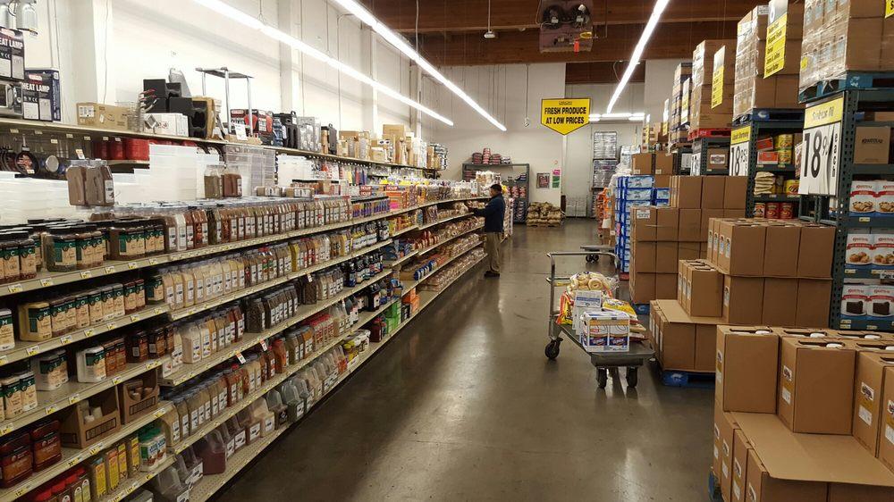 Smart Foodservice Warehouse Stores: 230 Andover Park E, Tukwila, WA