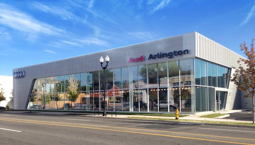 Audi Arlington 17 Photos Amp 174 Reviews Car Dealers