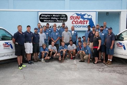Sun Coast Roofing Services: 2080 West King St, Cocoa, FL