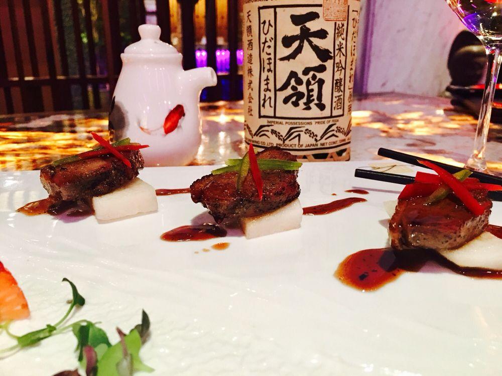 Aja Asian Cuisine & Lounge: 1736 Rt 206, Skillman Nj, NJ
