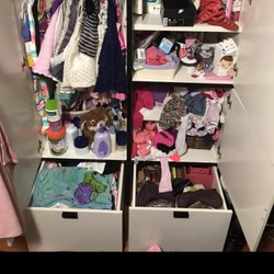Photo Of Careys Closet Cleaning   San Diego, CA, United States. Depressing  MESS