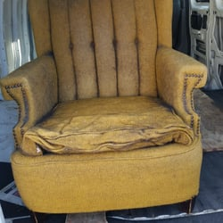 Photo Of Cedric Upholstery   Lynn, MA, United States. Before