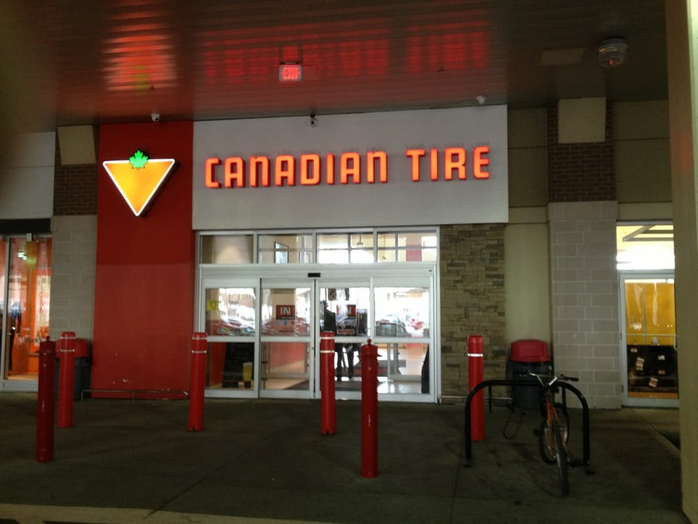 Tire Repair Shops Near Me >> Canadian Tire Stores - Auto Repair - Ottawa, ON - Reviews - Photos - Yelp