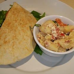 Zo 235 S Kitchen Tulsa Ok United States Tuna Pita With