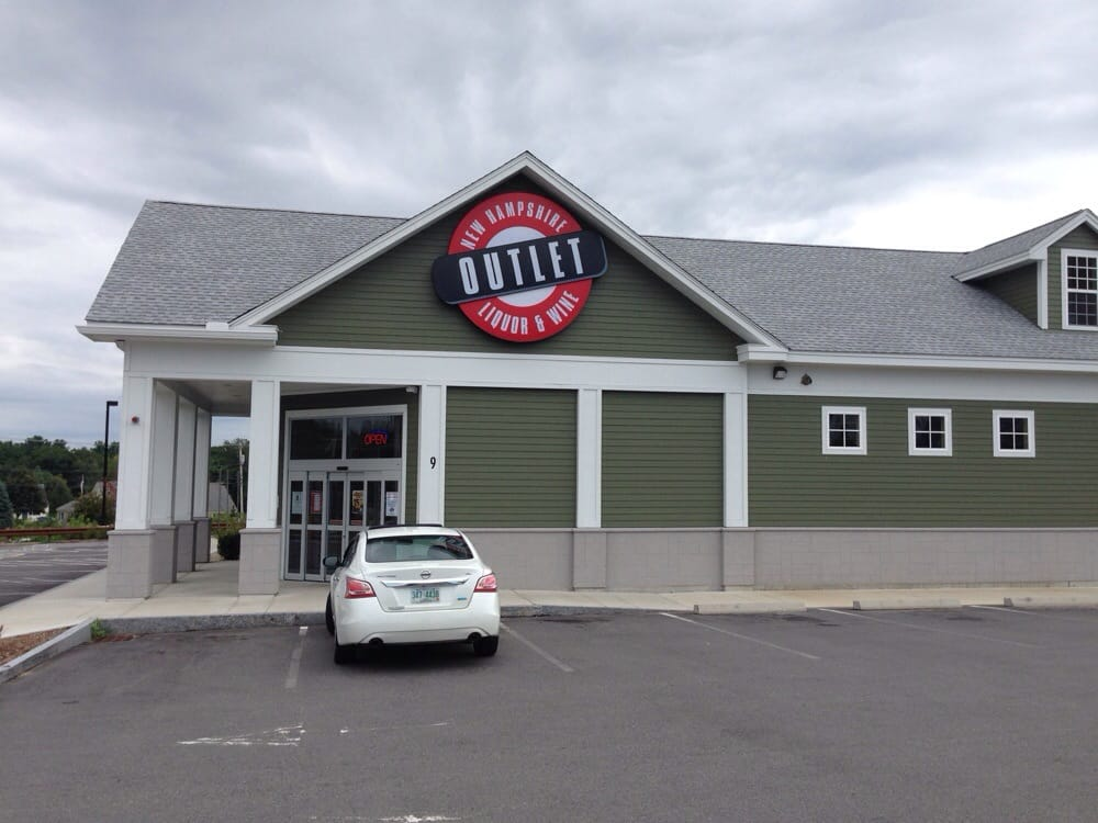 New Hampshire Liquor & Wine Outlet: 9 Leavy Dr, Bedford, NH