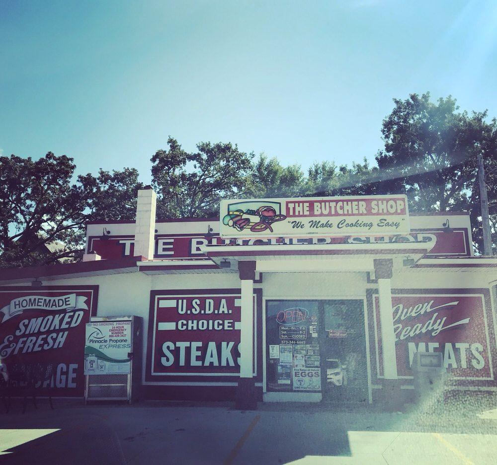 Camdenton Mo: The Butcher Shop