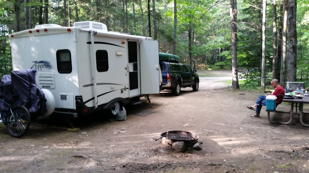 Moose Brook State Park: 30 Jimtown Rd, Gorham, NH
