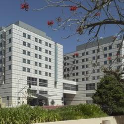 Ronald Reagan UCLA Medical Center - 757 Westwood Plz, UCLA