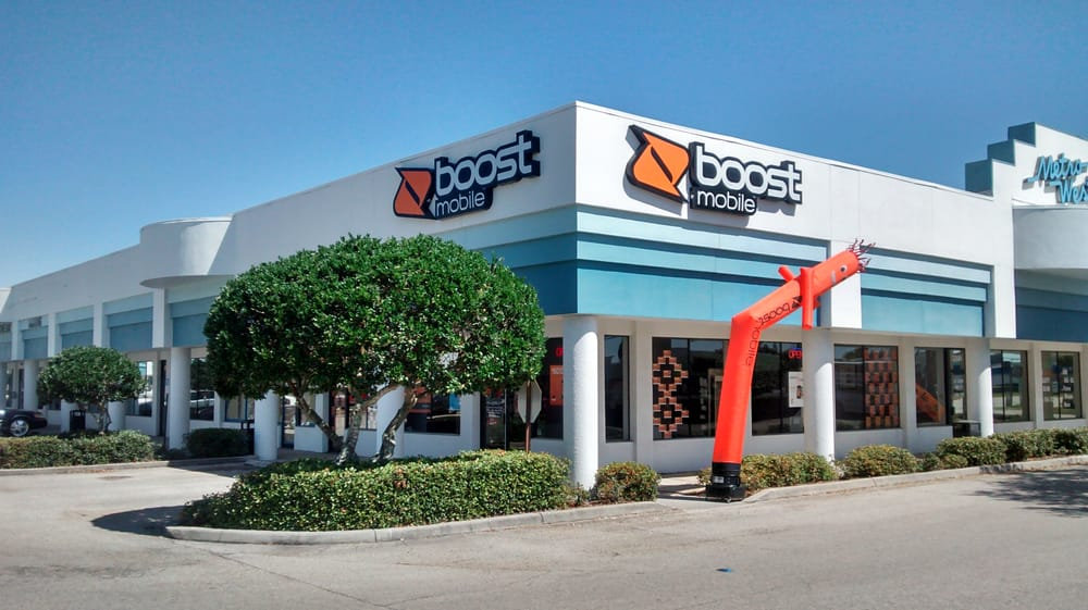 Boost Near Me >> Boost Mobile Store by Cellspire - Mobile Phones - 3000 W