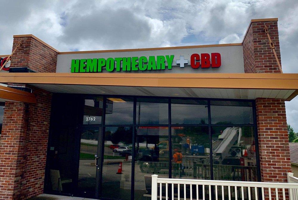 Hempothecary CBD: 2762 Hwy K, O'Fallon, MO