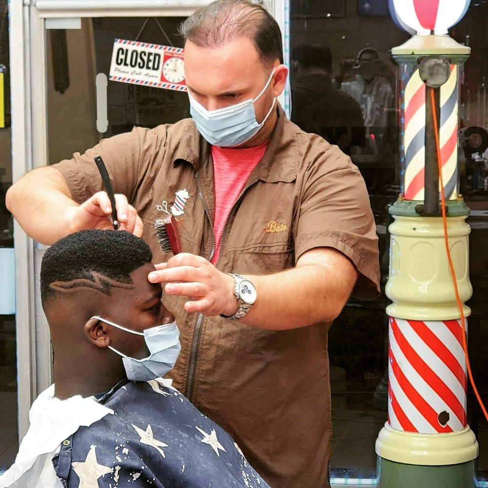 Broadway Barber Shop: 456 Broadway, Monticello, NY