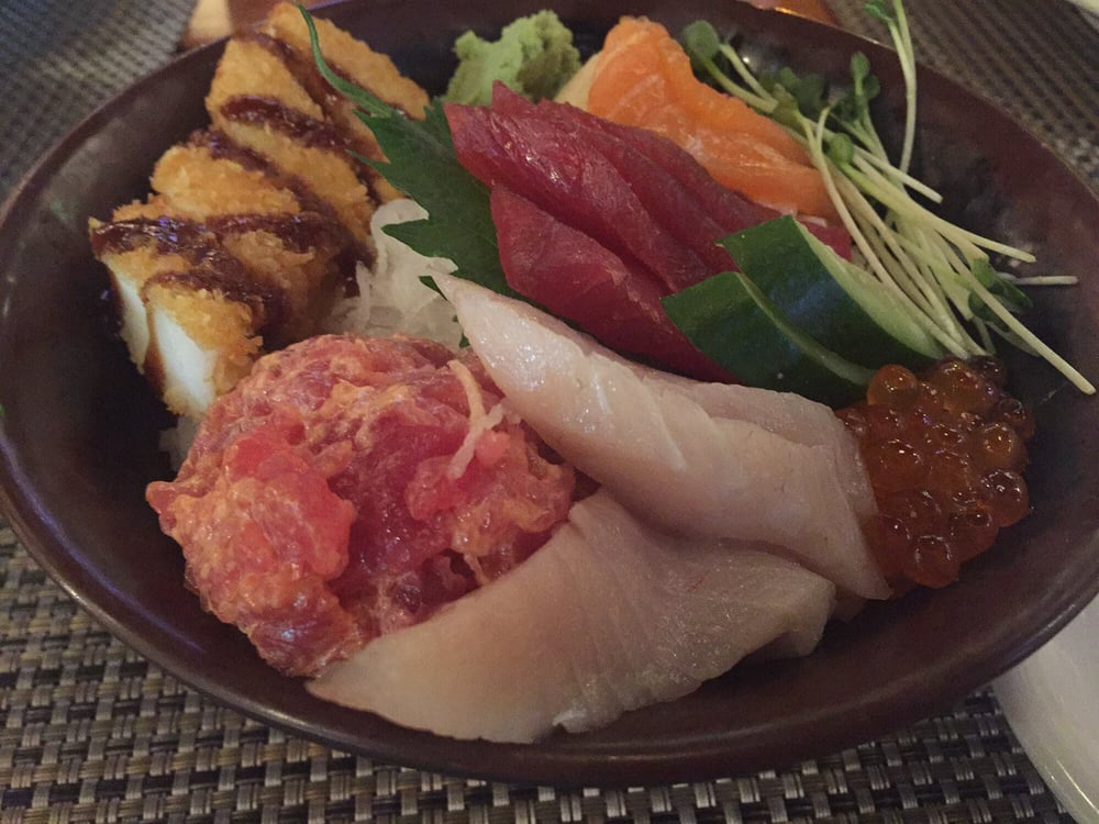 Sushi bowl yelp for Uncle s fish market grill
