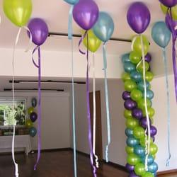 foto de guadalupe globos u eventos rosario argentina