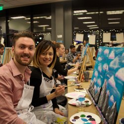Whimsy Paint And Sip Art Studio Denver Denver Co