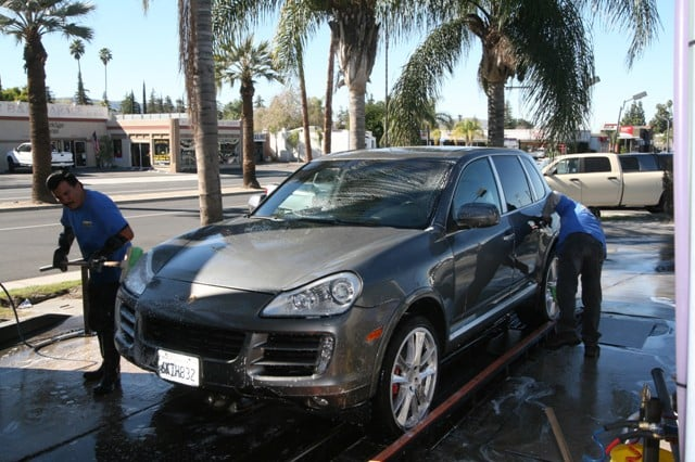Redlands Mobile Car Wash