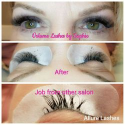 205e88dfcbf Photo of Allure Lashes & Beauty Lounge - Frisco, TX, United States. Fix