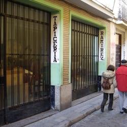 Tapicer as ramirez d coration d int rieur calle - Tapicerias en sevilla ...