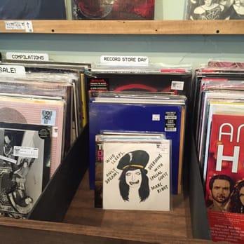 Spektrum Muzik Vinyl Records 905 W Douglas Ave