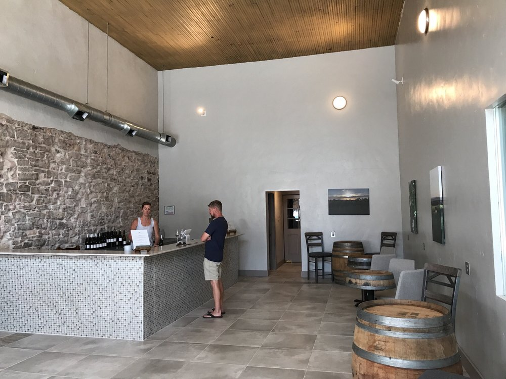 Silver Spur Winery: 115 Pecan St, Hico, TX