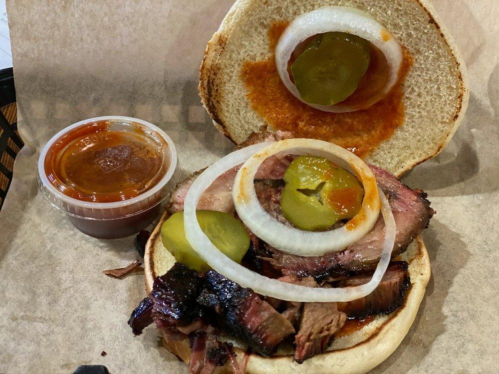 Smolik's Smokehouse: 10541 N Hwy 359, Mathis, TX
