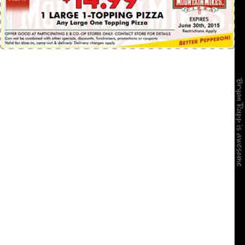 Mountain mikes coupon code