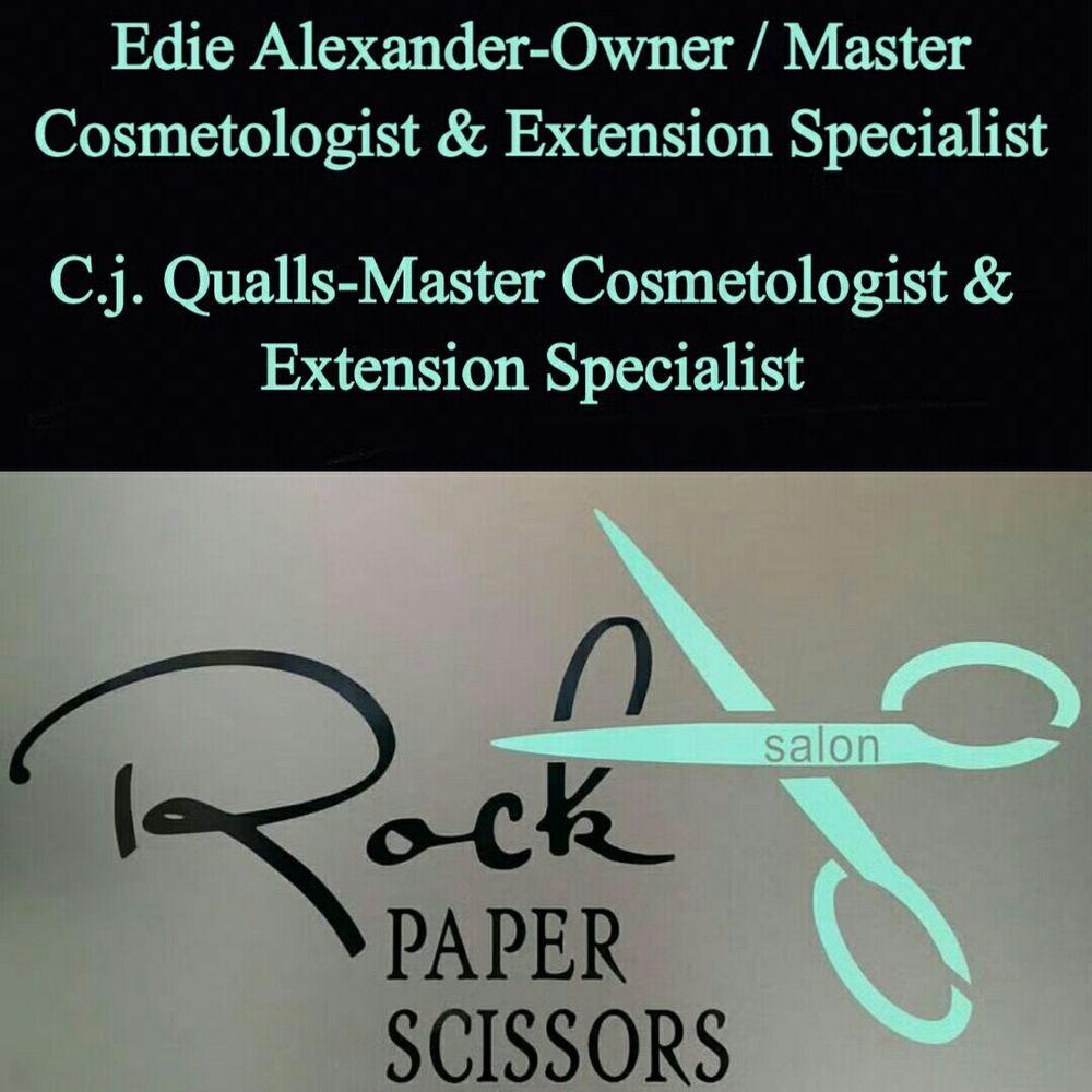 Rock Paper Scissors Salon: 1436 Market St, Dayton, TN