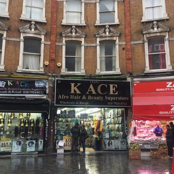 Ace hair shop peckham