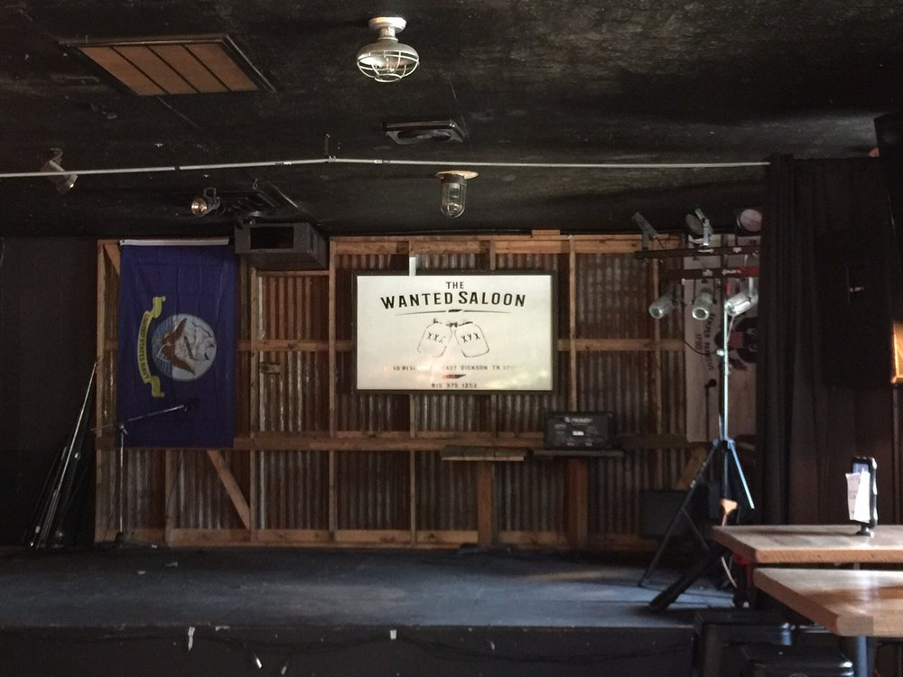 The Wanted Saloon: 2840 Hwy 70 E, Dickson, TN