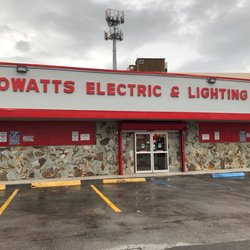 Killowatt Electric And Lighting Fixtures Equipment 6790 Sw 81st Ter Miami Fl Phone Number Yelp