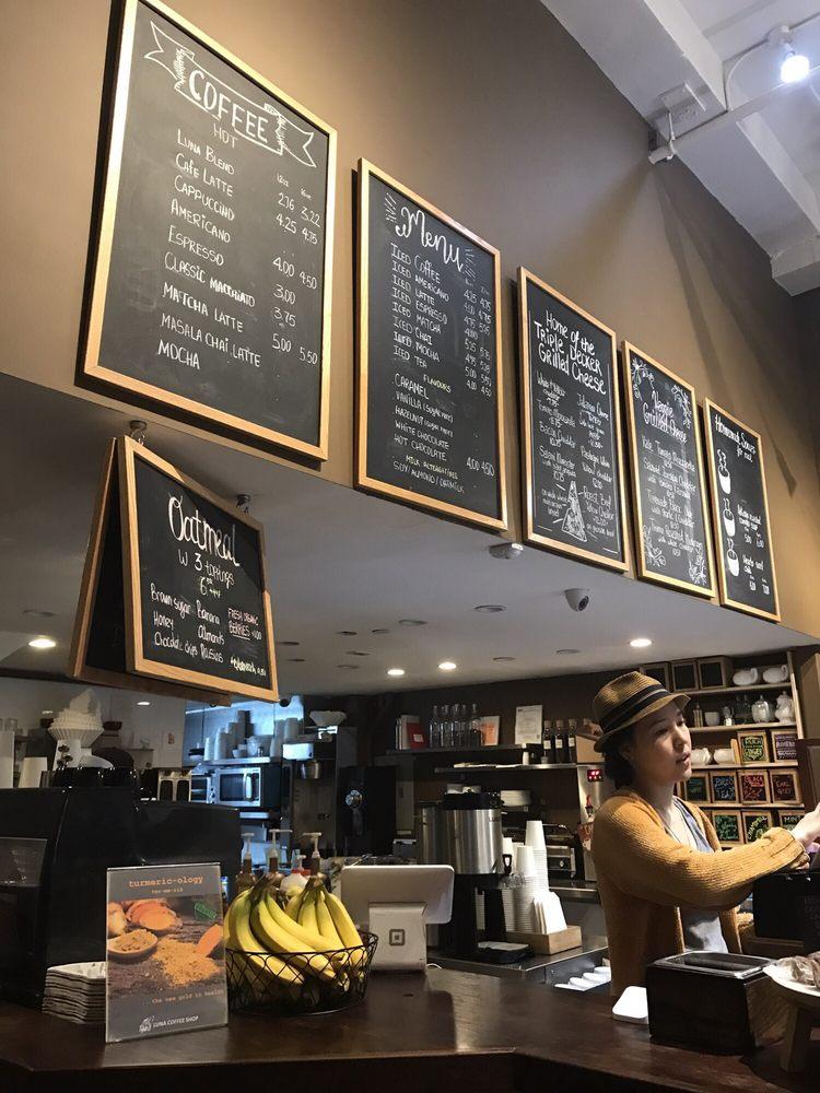 Luna Coffee Shop - 189 Photos & 213 Reviews - Cafes - 121 W