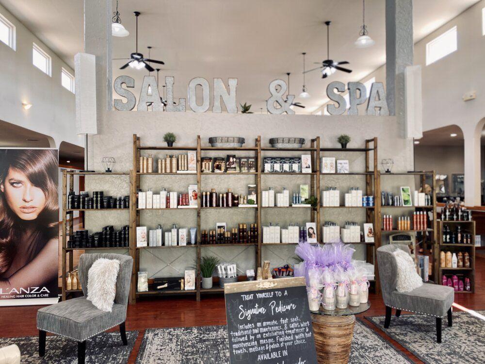 Salon Essentials: 121 S Seth Child Rd, Manhattan, KS