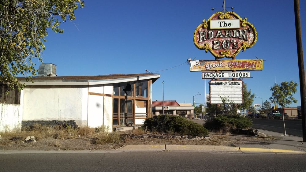 Pat's Lounge: 304 W Santa Fe Ave, Grants, NM