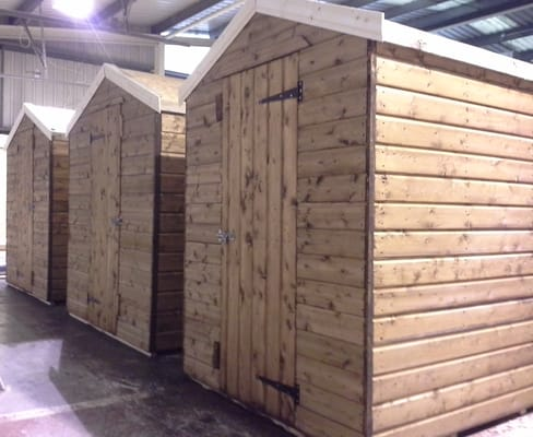 photo for glasgow garden sheds - Garden Sheds Glasgow